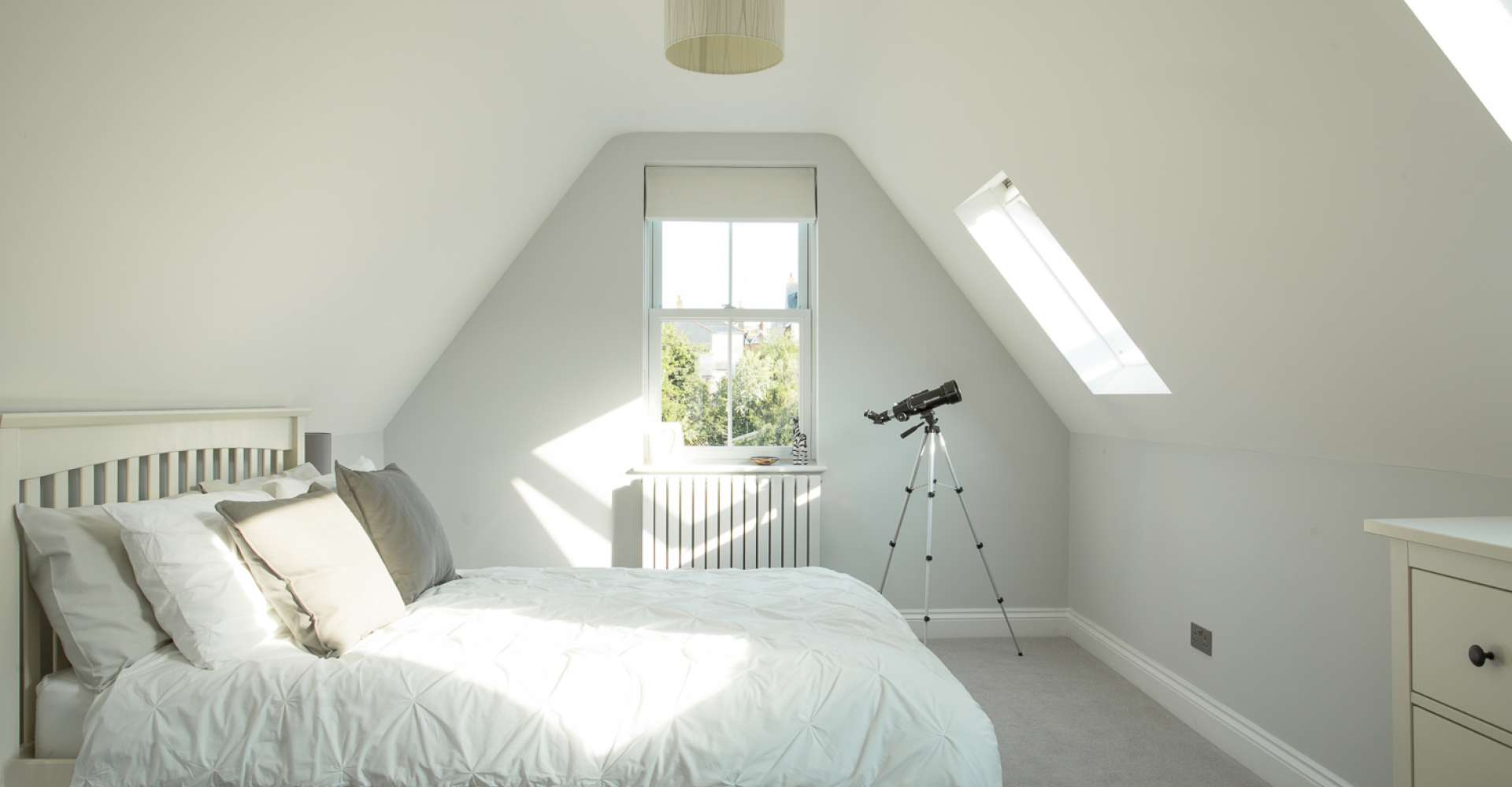 Increased Roof Height Loft Conversion - Reigate